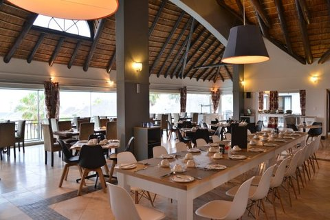 Shelley Point Hotel - Sao Gabrielle - Restaurant