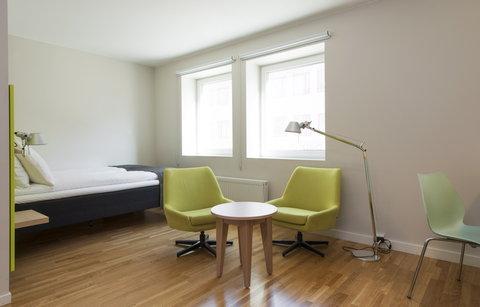 Thon Hotel Hammerfest - Standard Single Room