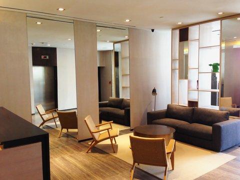 The Parc Hotel - Lobby