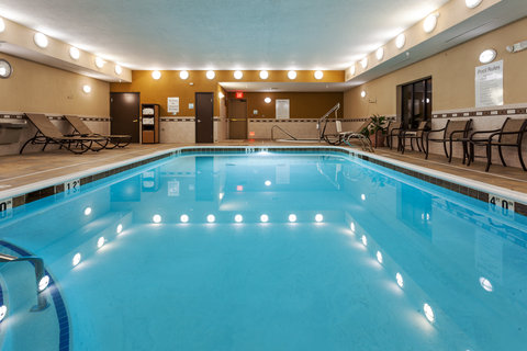Holiday Inn Express & Suites CHEYENNE - Swimming Pool