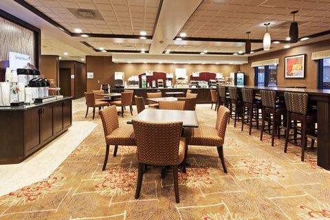 Holiday Inn Express & Suites CHEYENNE - Breakfast Bar