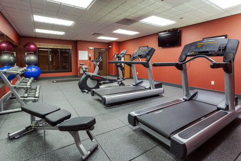 Holiday Inn Express & Suites CHEYENNE - Fitness Center