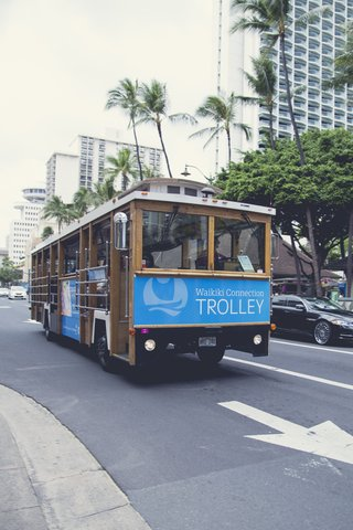 Outrigger Reef on the Beach - Outrigger Resorts Waikiki Connection Trolley