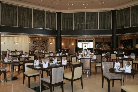 فندق هوليدي ان ازدهار - Dining Restaurant