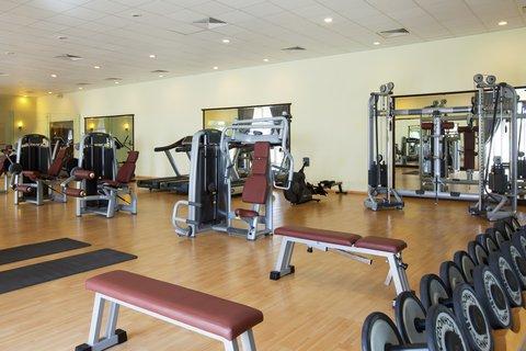 Holiday Inn YANBU - Fitness Center