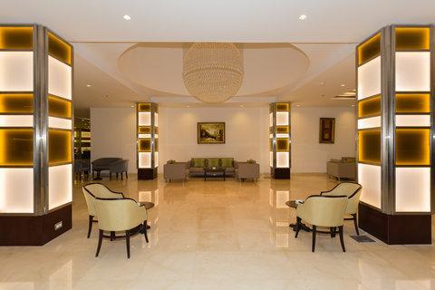 Holiday Inn YANBU - Hotel Lobby