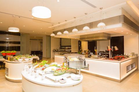 Holiday Inn YANBU - Restaurant