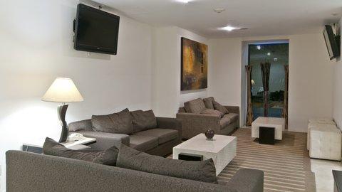 Holiday Inn Express CD. DEL CARMEN - Lobby Lounge