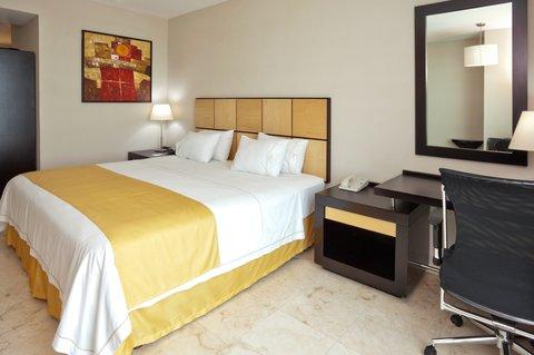 Holiday Inn Express CD. DEL CARMEN - Guest Room
