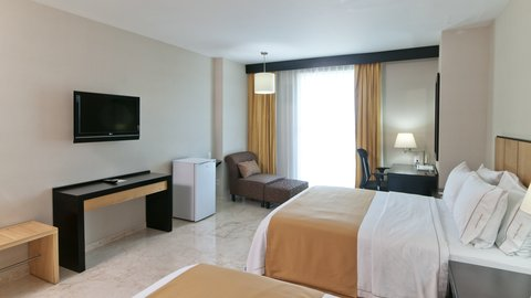 Holiday Inn Express CD. DEL CARMEN - Double Bed Guest Room