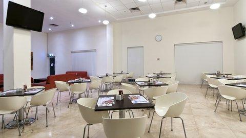 Holiday Inn Express CD. DEL CARMEN - Restaurant
