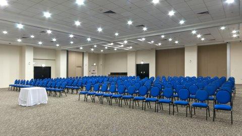 Holiday Inn Express CD. DEL CARMEN - Meeting Room