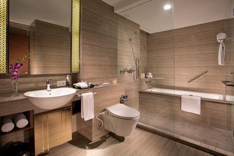 Ascott Waterplace Surabaya - Bathroom  Ascott Waterplace Surabaya