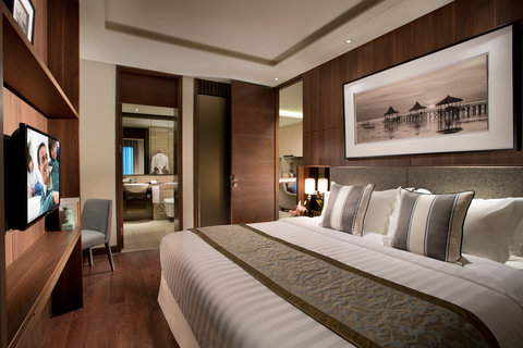 Ascott Waterplace Surabaya - Bedroom  Ascott Waterplace Surabaya