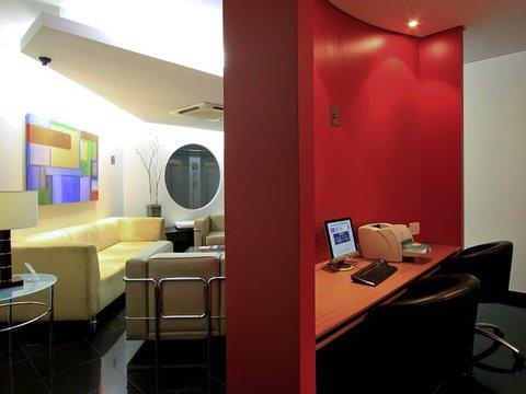 Mercure Curitiba Parque Barigui Hotel (futuro Adagio) - Recreational Facilities