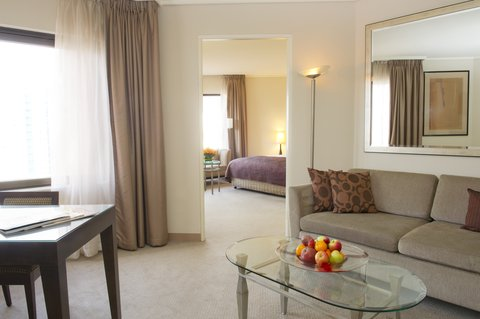 InterContinental Adelaide - King InterContinental Suite