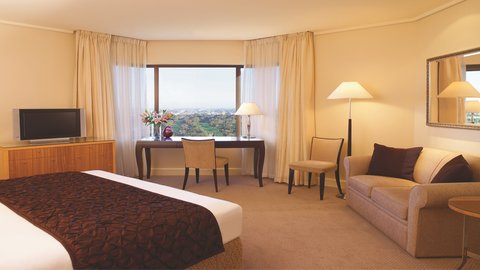 InterContinental Adelaide - King Bed Guest Room