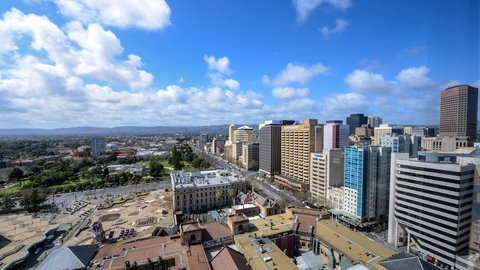 InterContinental Adelaide - View From the Room