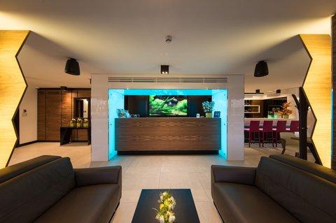 Hotel Victoria - Lobby
