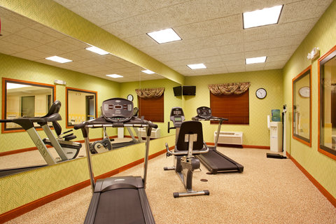 Holiday Inn Express & Suites GOSHEN - Fitness Center