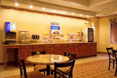 Holiday Inn Express & Suites GOSHEN - Breakfast Bar