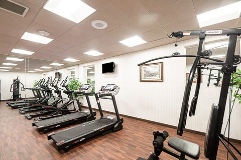 Comfort Inn Shady Grove - Gaithersburg - Rockville - Fitness Room