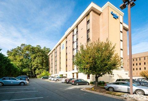 Comfort Inn Shady Grove - Gaithersburg - Rockville - Exterior