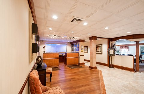 Comfort Inn Shady Grove - Gaithersburg - Rockville - Lobby