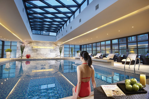 Ascott Huai Hai Road Shanghai - Swimming Pool