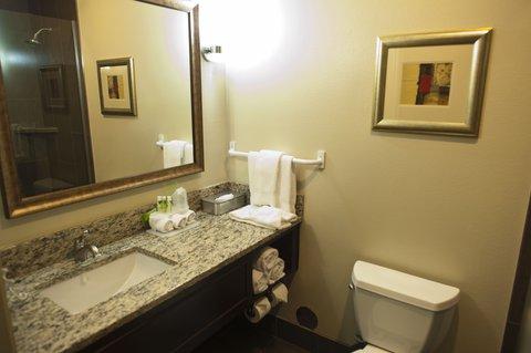 Holiday Inn Express WALLA WALLA - Guest Bathroom
