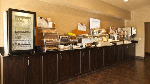 Holiday Inn Express WALLA WALLA - Complimentary Hot Breakfast Buffet