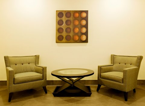 Holiday Inn Express & Suites BORGER - Hotel Lobby