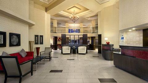 Fairfield Inn And Suites By Marriott Naples Hotel - Hotel Lobby