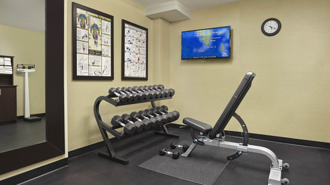 Fairfield Inn And Suites By Marriott Naples Hotel - Get in your workout in our Fitness Center