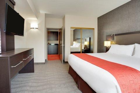 Fairfield Inn And Suites By Marriott Naples Hotel - King 1 Bedroom Suite