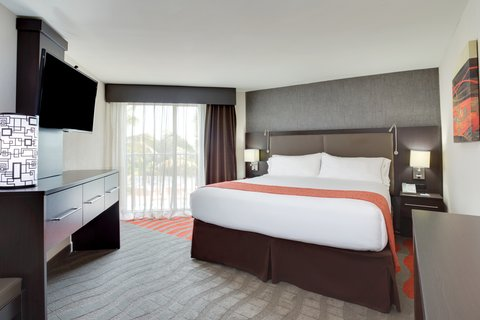 Fairfield Inn And Suites By Marriott Naples Hotel - King One Bedroom Suite with a pool view