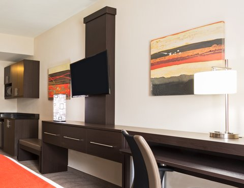 Fairfield Inn And Suites By Marriott Naples Hotel - King Bedroom Studio with pull out sofa bed