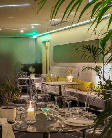 St George Lycabettus Hotel - La Suite Lounge