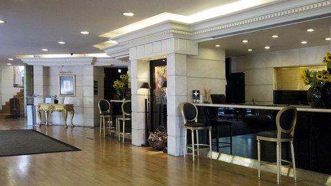 St George Lycabettus Hotel - LOBBY