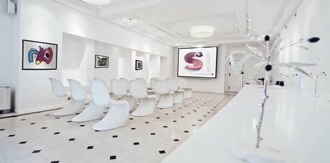 St George Lycabettus Hotel - Art Gallery