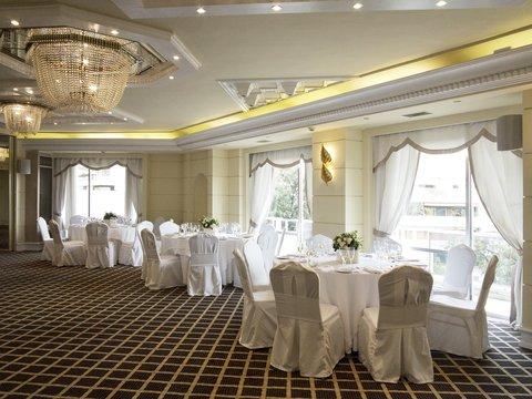 St George Lycabettus Hotel - Banquet Wedding