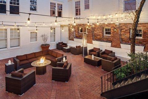 Partridge Inn - Cigar Bar