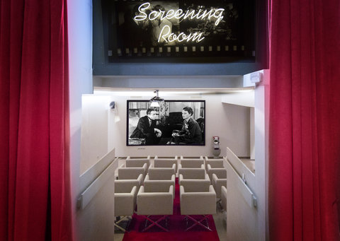 St George Lycabettus Hotel - Screening Room