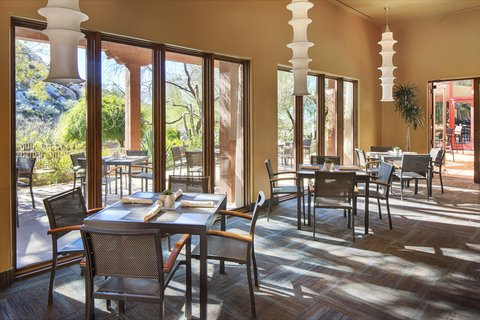 Boulders Resort & Golden Door Spa - Spa Caf