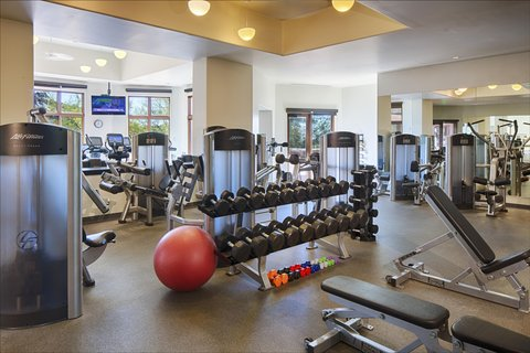 Boulders Resort & Golden Door Spa - Fitness Center