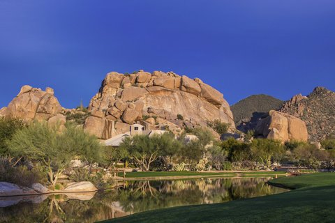 Boulders Resort & Golden Door Spa - Boulder Formation