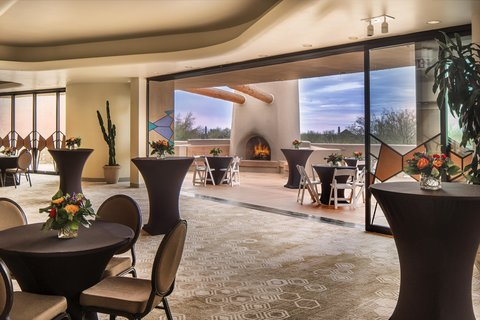 Boulders Resort & Golden Door Spa - Tohono Ballroom Foyer
