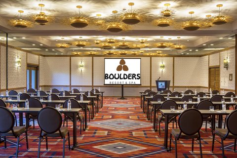 Boulders Resort & Golden Door Spa - Sonoran Ballroom
