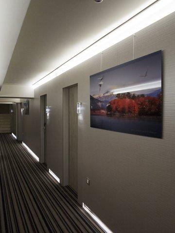 St George Lycabettus Hotel - Echo chioc Corridorecorooms
