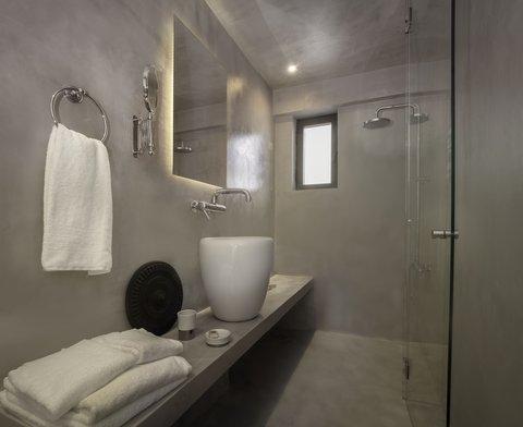 St George Lycabettus Hotel - Eco Chic Bathroom